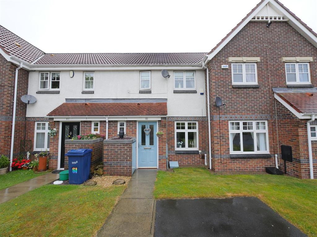 2 Bedrooms Terraced House for sale in Wearhead Drive, Eden Vale, Sunderland
