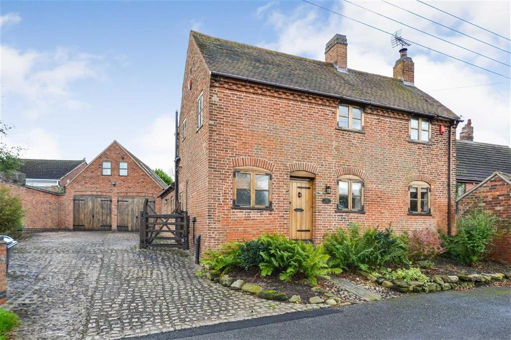 4 Bedrooms Detached House for sale in Norton Juxta Twycross