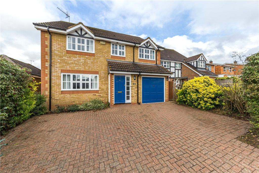 5 Bedrooms Detached House for sale in Grove End, Harpenden, Hertfordshire