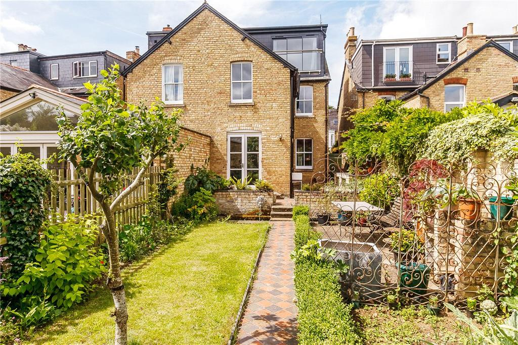 4 Bedrooms Semi Detached House for sale in Stratfield Road, Oxford, Oxfordshire, OX2