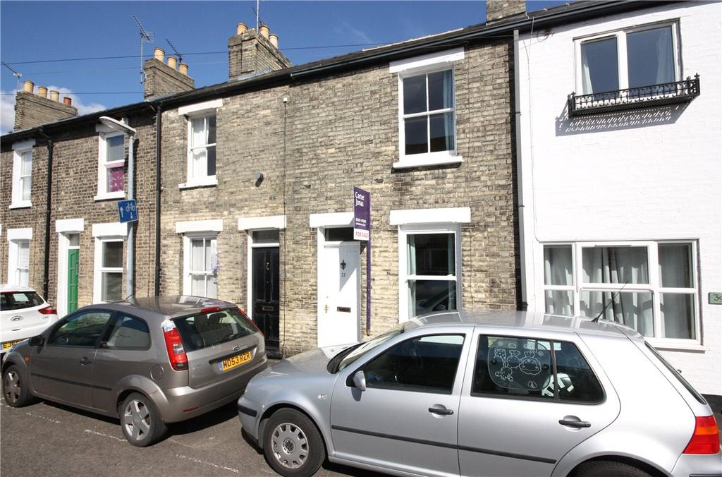 2 Bedrooms Terraced House for sale in Cockburn Street, Cambridge, CB1
