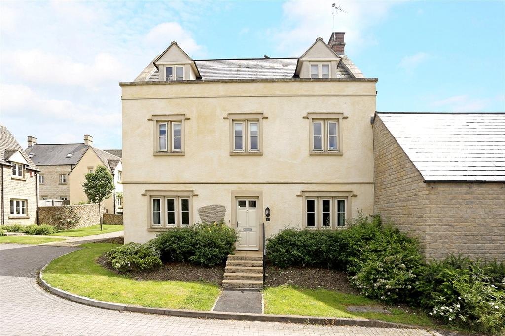5 Bedrooms Detached House for sale in Winstone Gardens, Cirencester, Gloucestershire
