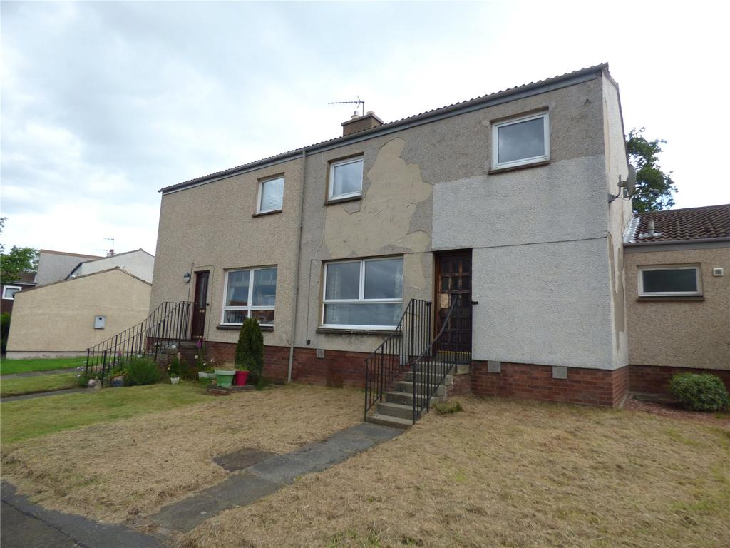 2 Bedrooms Terraced House for sale in 36 Walden Terrace, Gifford, Haddington, EH41