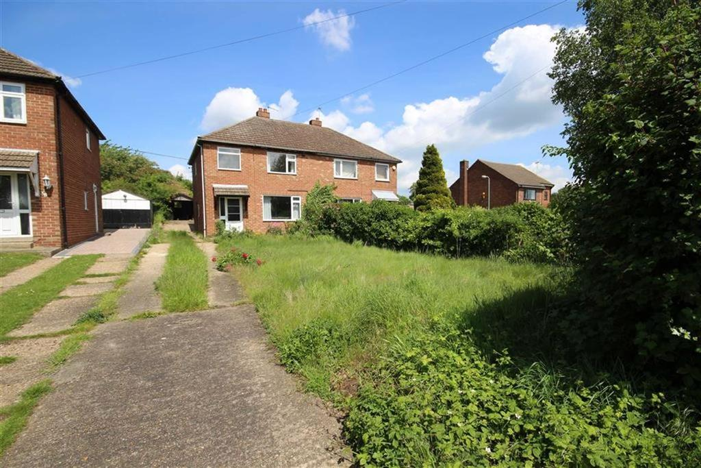 3 Bedrooms Semi Detached House for sale in Washingborough Road, Heighington, Lincoln, Lincolnshire