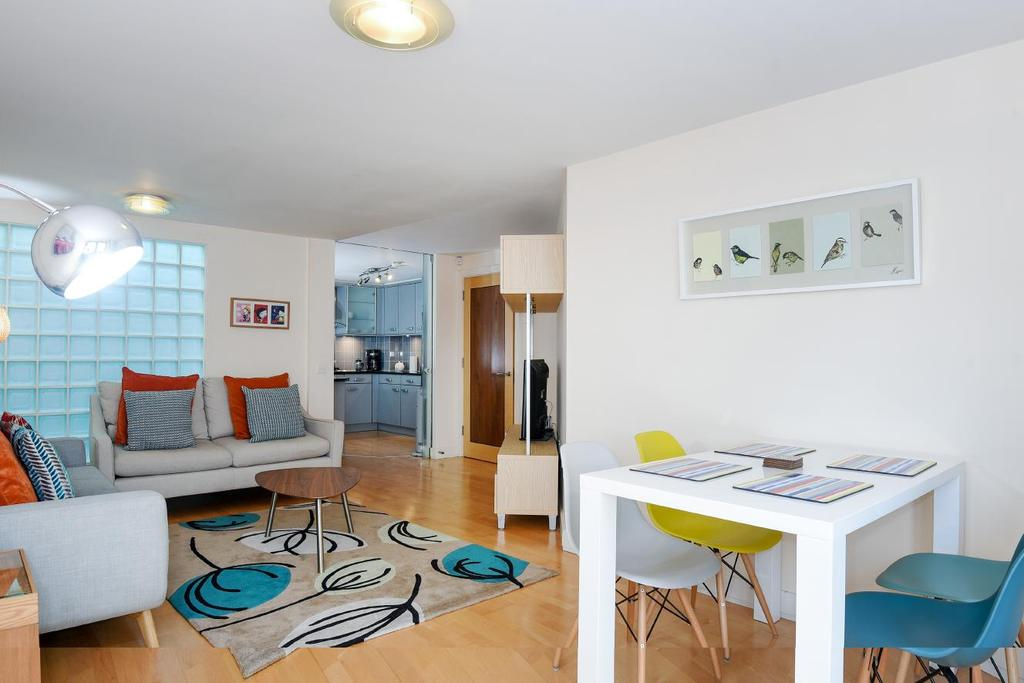 2 Bedrooms Flat for sale in Naoroji Street, Clerkenwell