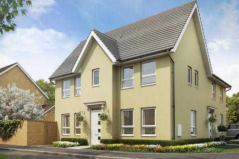 3 bedroom house for sale - Plot 236, Saxon Fields, Cullompton