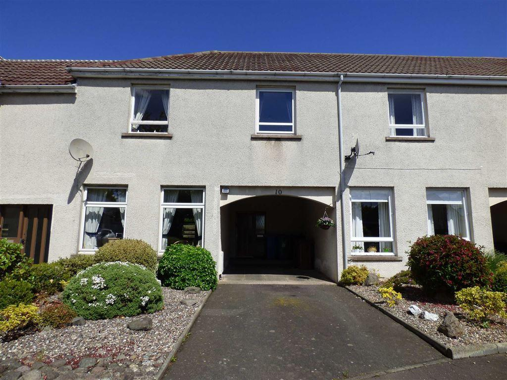 3 Bedrooms Semi Detached House for sale in Balrymonth Court, St Andrews, Fife
