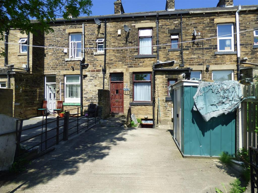 3 Bedrooms Terraced House for sale in Smiddles Lane, Bankfoot, Bradford, BD5 9NS
