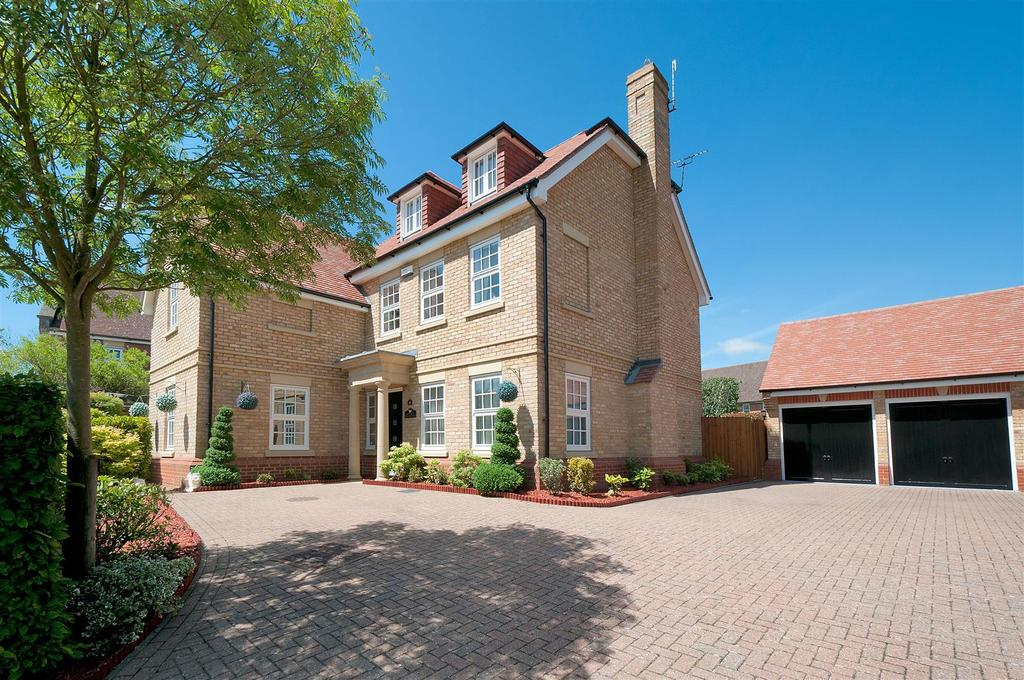 6 Bedrooms Detached House for sale in Discovery Drive, Kings Hill, ME19 4DS