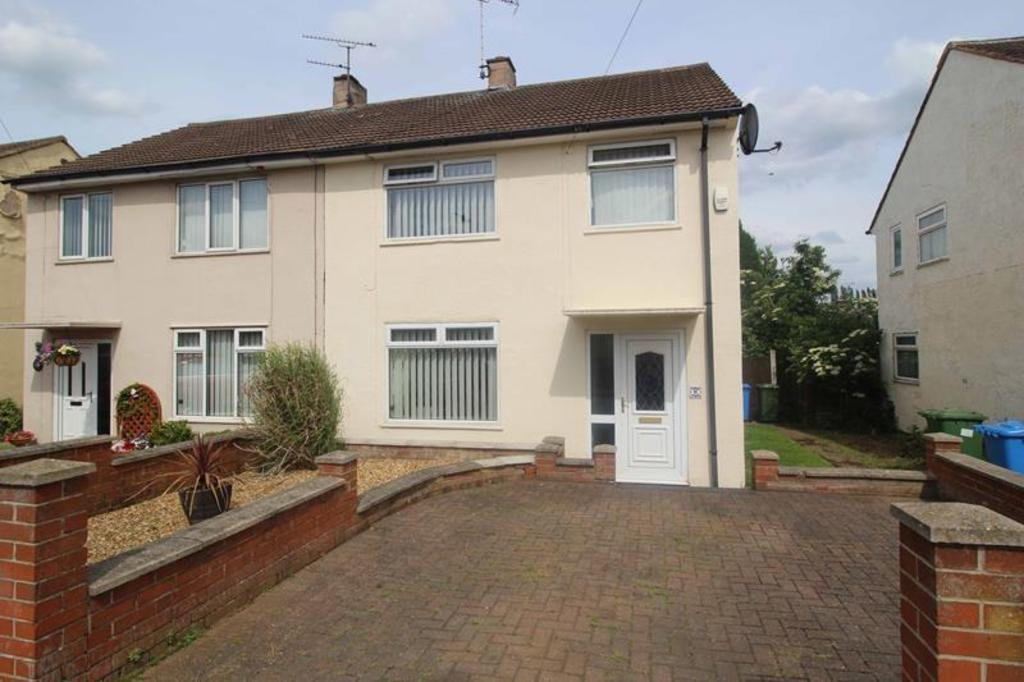 3 Bedrooms Semi Detached House for sale in 90 Keswick Road, Worksop
