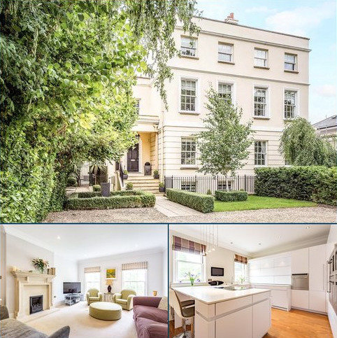 5 bedroom semi-detached house for sale - The Park, Cheltenham, Gloucestershire, GL50