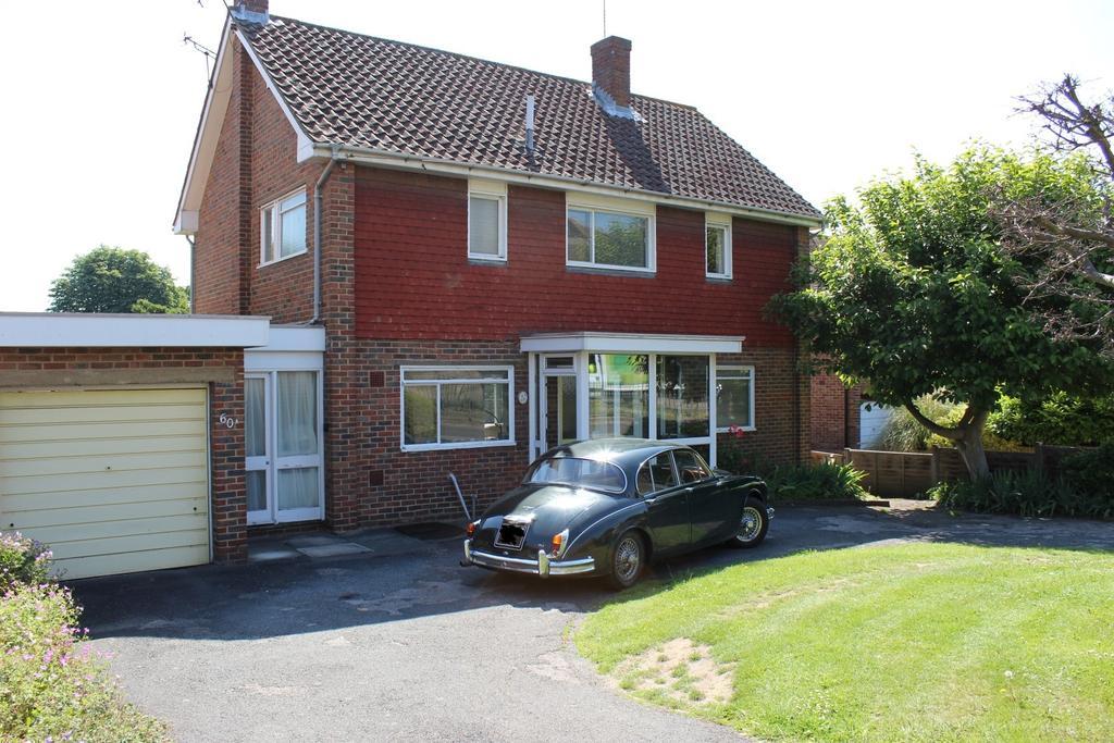 4 Bedrooms Detached House for sale in Parrock Road, Gravesend DA12