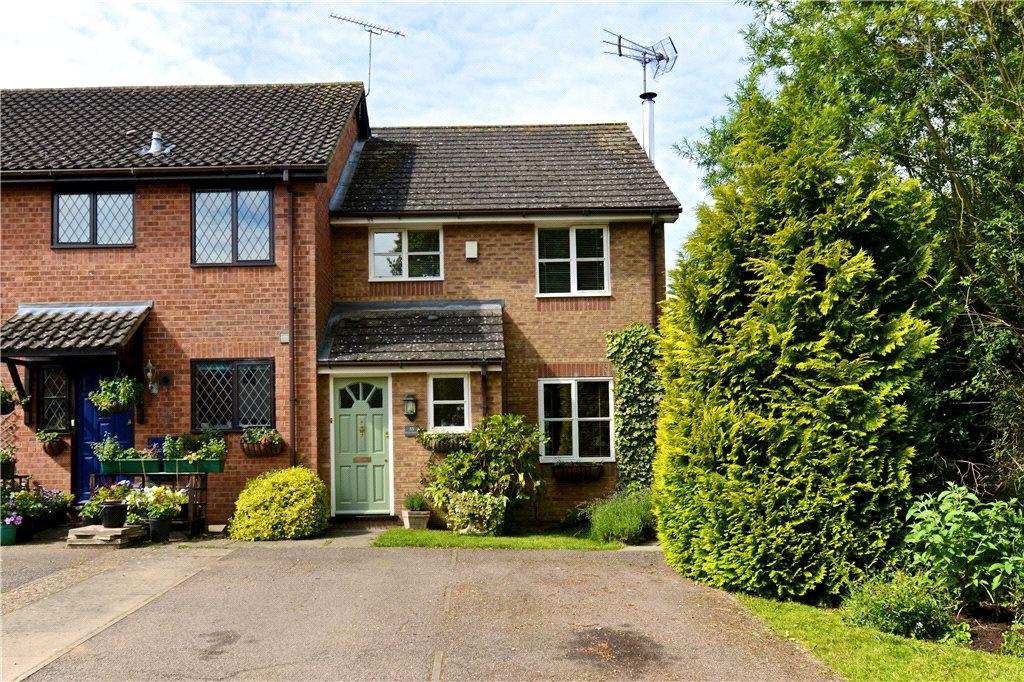 3 Bedrooms End Of Terrace House for sale in The Glebe, Lavendon, Olney, Buckinghamshire