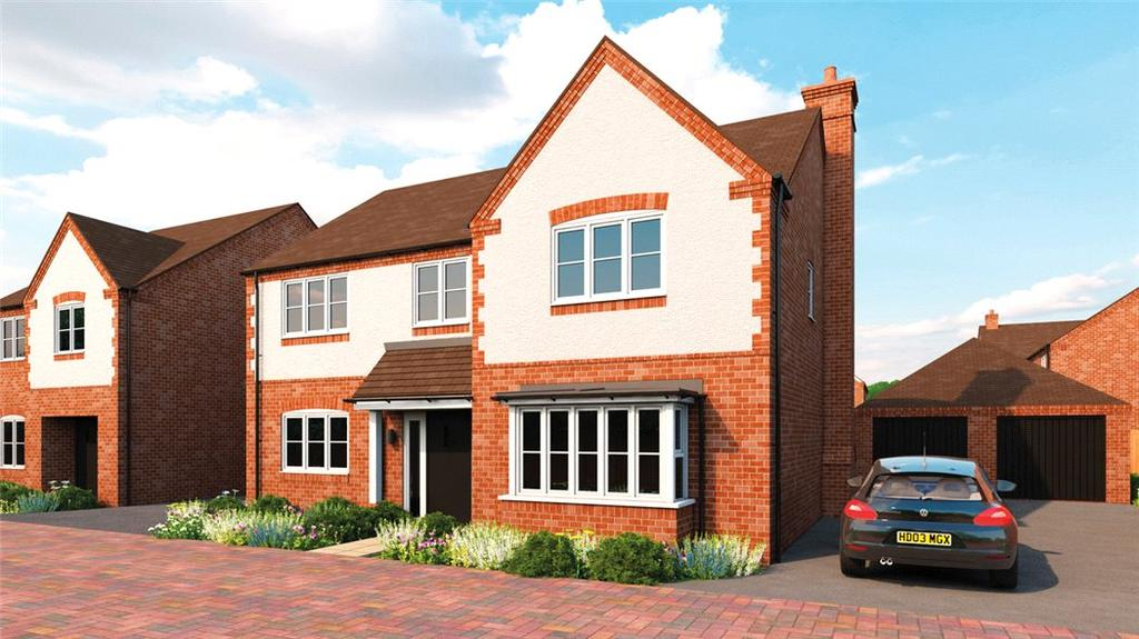 4 Bedrooms Detached House for sale in Main Street, Tiddington, Stratford-Upon-Avon, CV37