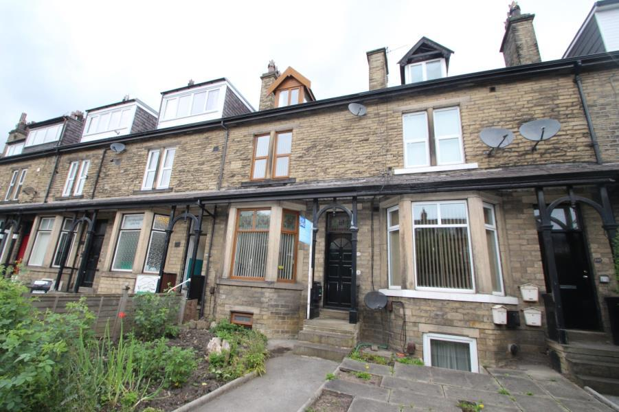4 Bedrooms Terraced House for sale in BINGLEY ROAD, SHIPLEY, BD18 4DL