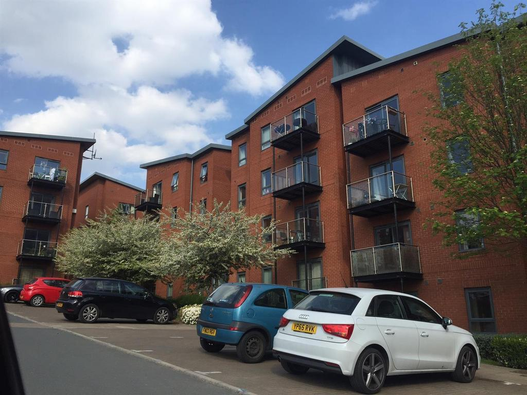 1 Bedroom Flat for sale in Bouverie Court, Leeds