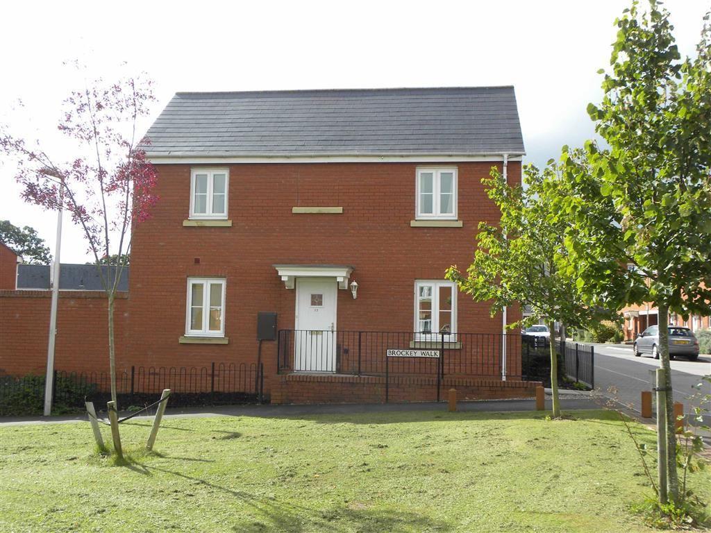 3 Bedrooms Semi Detached House for rent in Brockey Walk, Kings Heath, Exeter, Devon, EX2