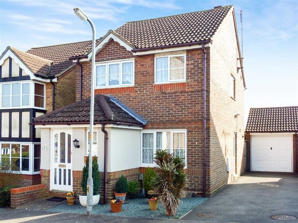 3 Bedrooms Detached House for sale in Jupiter Gate, Stevenage, Hertfordshire, SG2