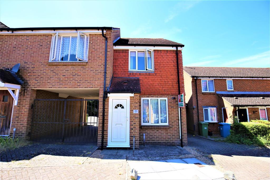 2 Bedrooms End Of Terrace House for sale in Mountview, Borden, Sittingbourne