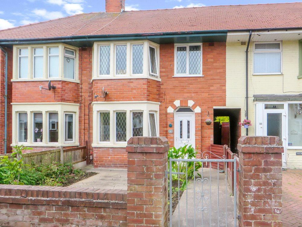 3 Bedrooms Terraced House for sale in Limerick Road, Bispham, Blackpool