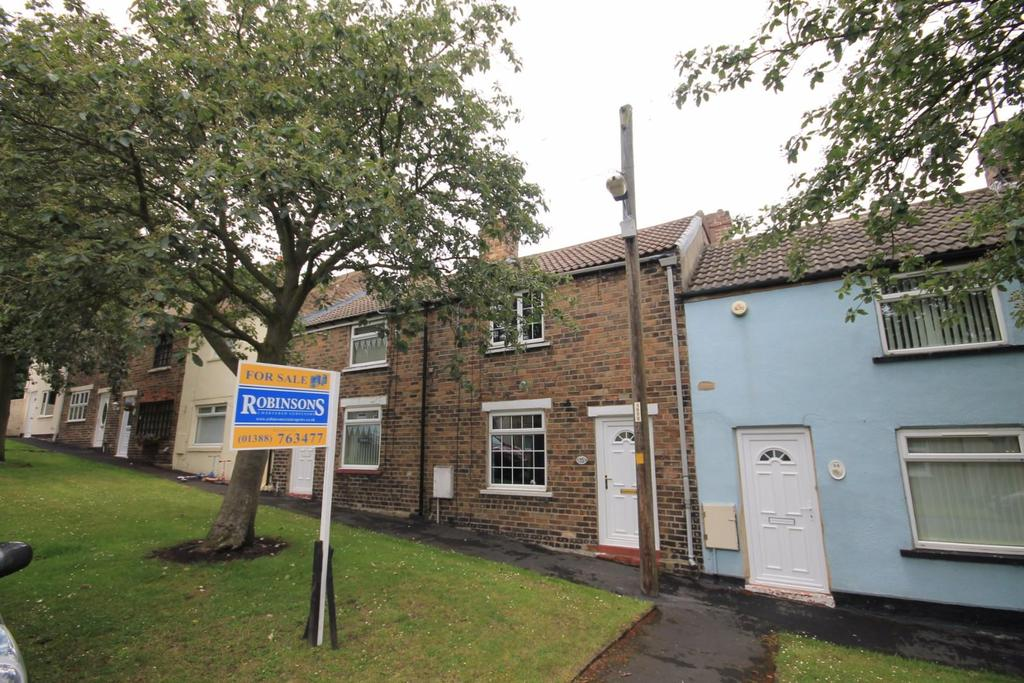 2 Bedrooms Terraced House for sale in Boyne Street, Willington, Crook