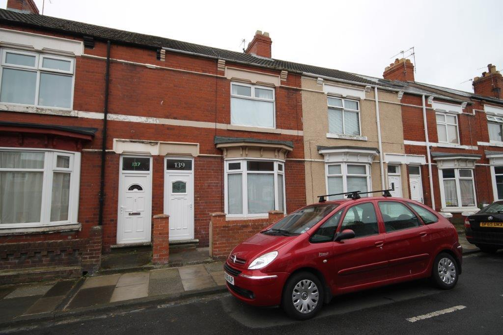 2 Bedrooms Terraced House for sale in Milton Road, Hartlepool