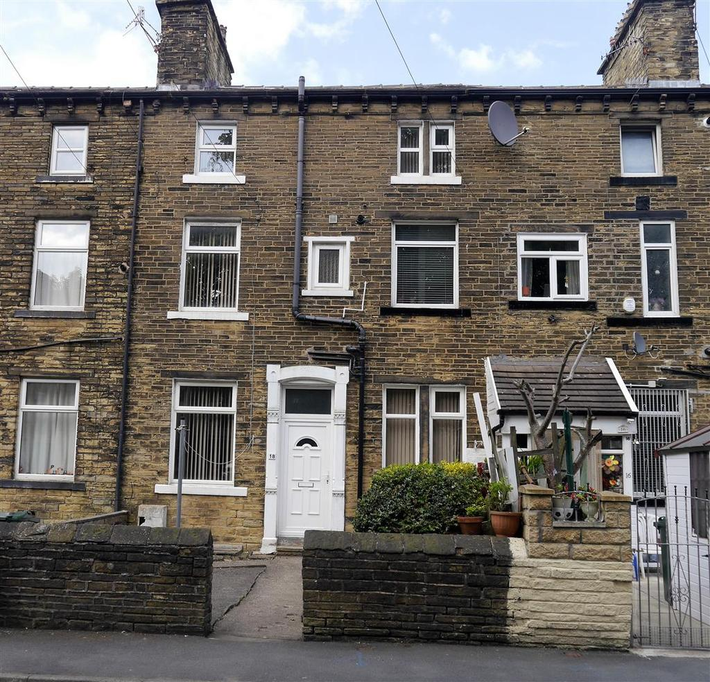 2 Bedrooms Terraced House for sale in Etna Street, Horton Bank Top, Bradford, BD7 4RD