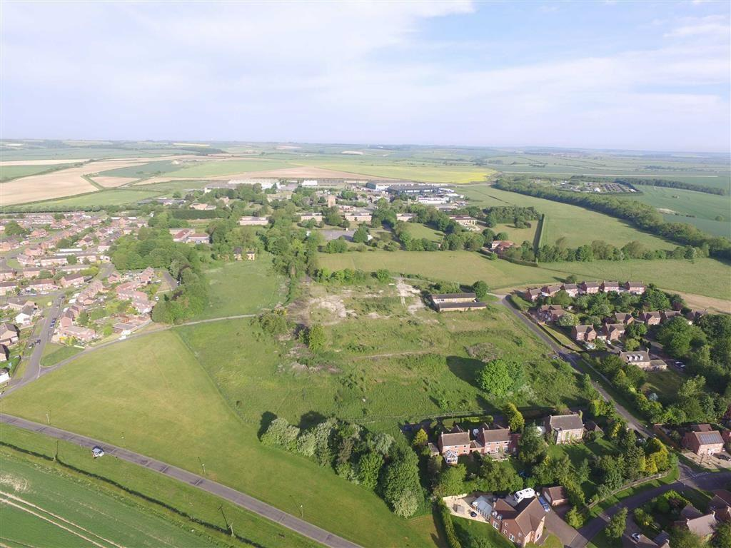 Land Commercial for sale in Brookenby Business Park, Brookenby, Market Rasen, Lincolnshire