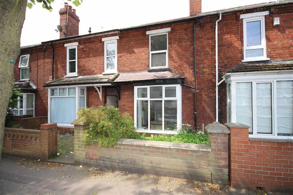 2 Bedrooms Terraced House for sale in Burton Road, Lincoln, Lincolnshire