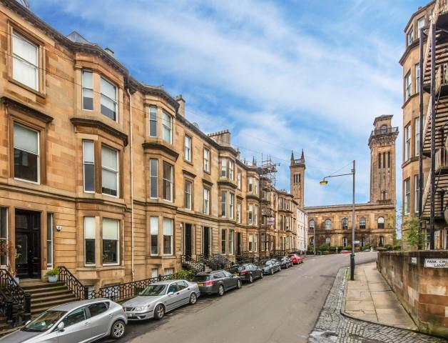 3 Bedrooms Duplex Flat for sale in 7 Lynedoch Place, Park, G3 6AB