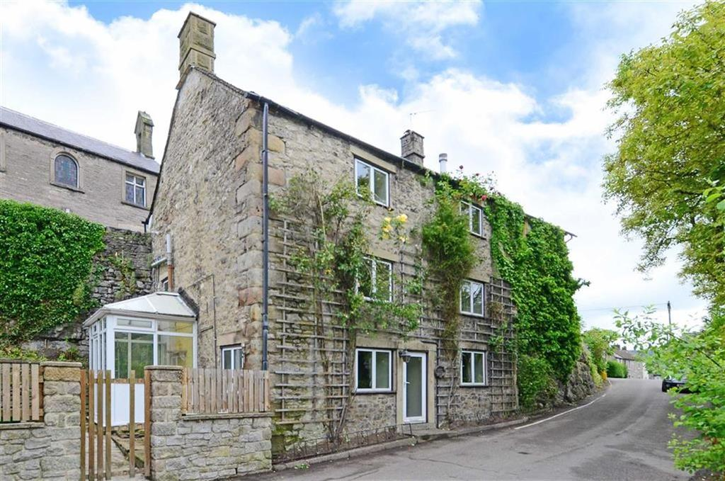 3 Bedrooms Detached House for sale in Brook Cottage, The Bank, Stoney Middleton, Hope Valley, Derbyshire, S32