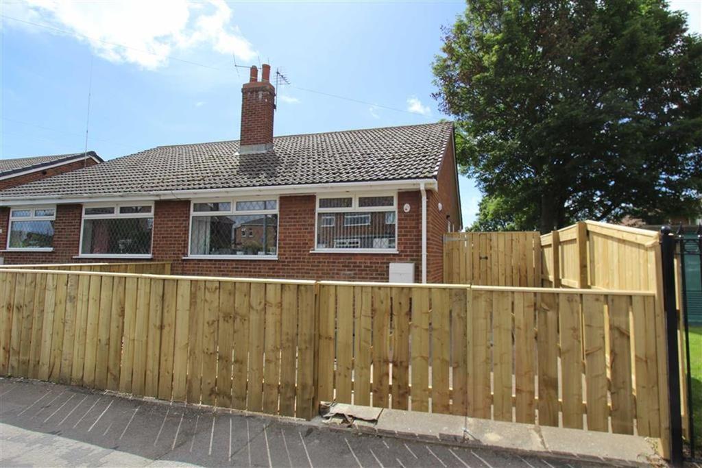 2 Bedrooms Semi Detached Bungalow for sale in Applegarth Lane, Bridlington, East Yorkshire, YO16