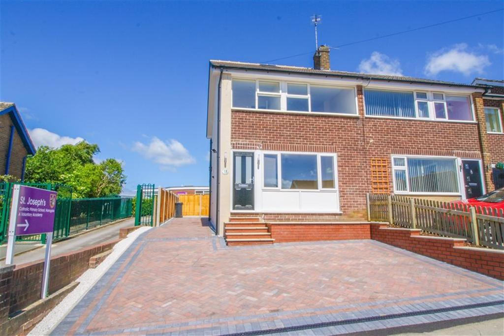 4 Bedrooms Semi Detached House for sale in Coppice Rise, Harrogate, North Yorkshire