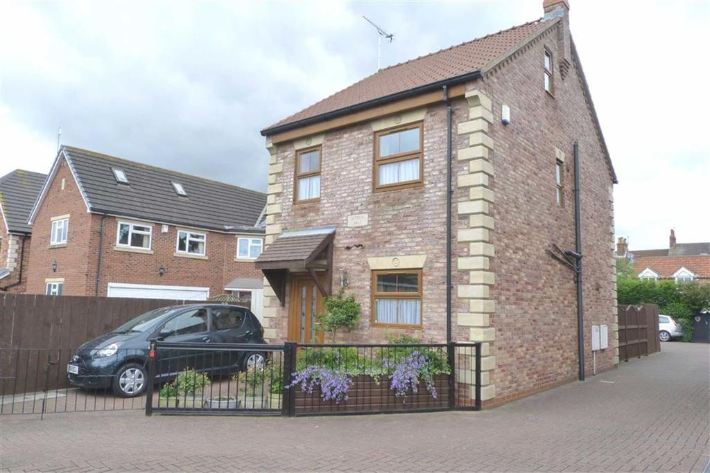 4 Bedrooms Detached House for sale in Cardinal Walk, Green Lane, Hessle