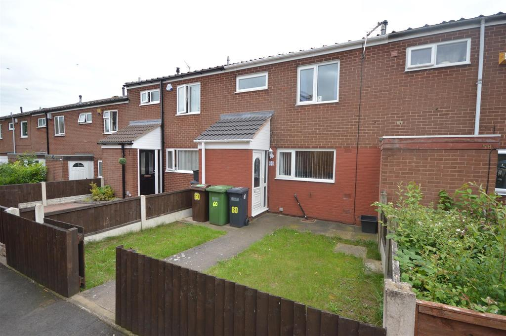 3 Bedrooms Terraced House for sale in Conway Road, Fordbridge, Birmingham