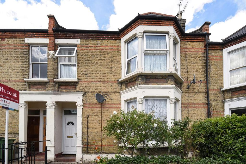 2 Bedrooms Flat for sale in St. Asaph Road, Brockley, SE4