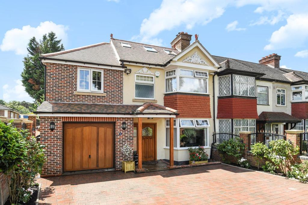 5 Bedrooms Semi Detached House for sale in White Horse Hill, Chislehurst, BR7