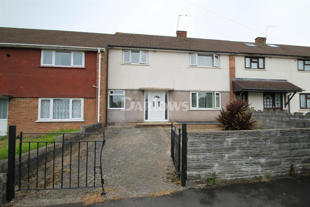 3 Bedrooms Terraced House for sale in Worle Avenue, Llanrumney, Cardiff