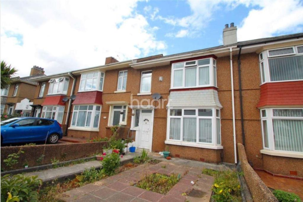 3 Bedrooms Terraced House for sale in Saltash Road, Keyham