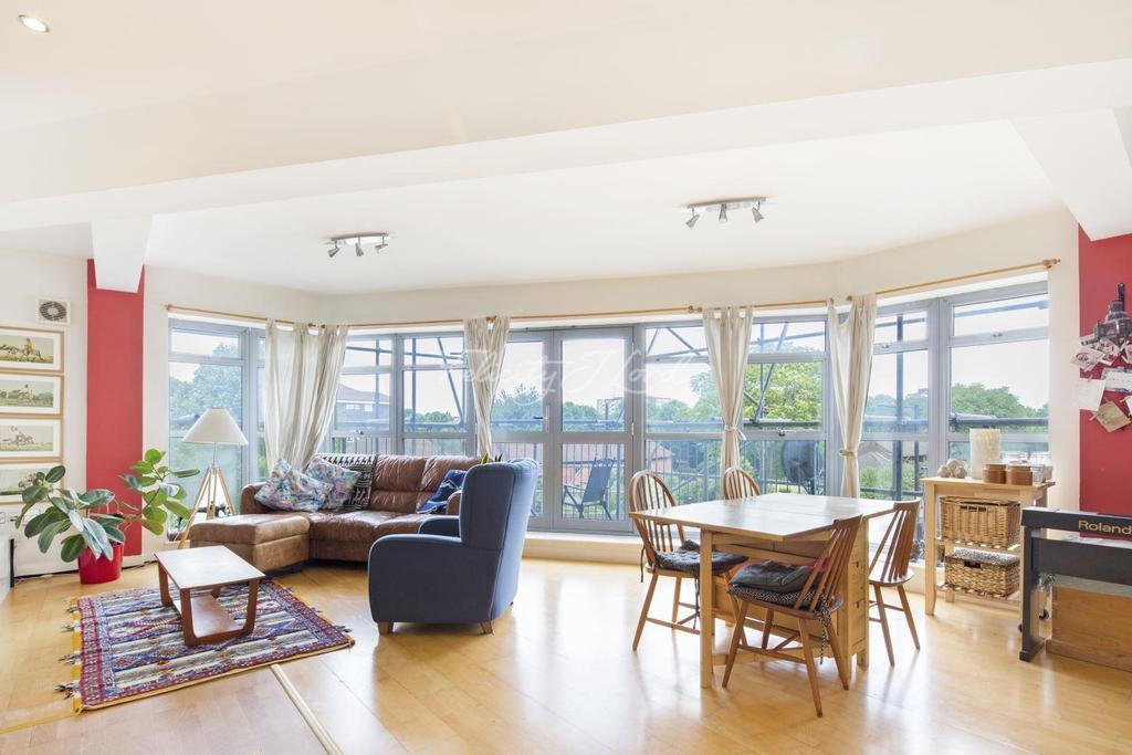 2 Bedrooms Flat for sale in Bermondsey, SE1