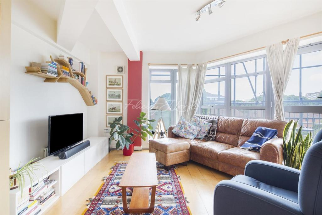 2 Bedrooms Flat for sale in Bermondsey, SE1