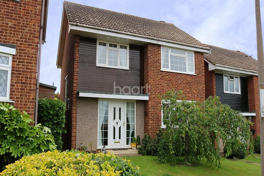 4 Bedrooms Detached House for sale in Admirals Walk, Halfway