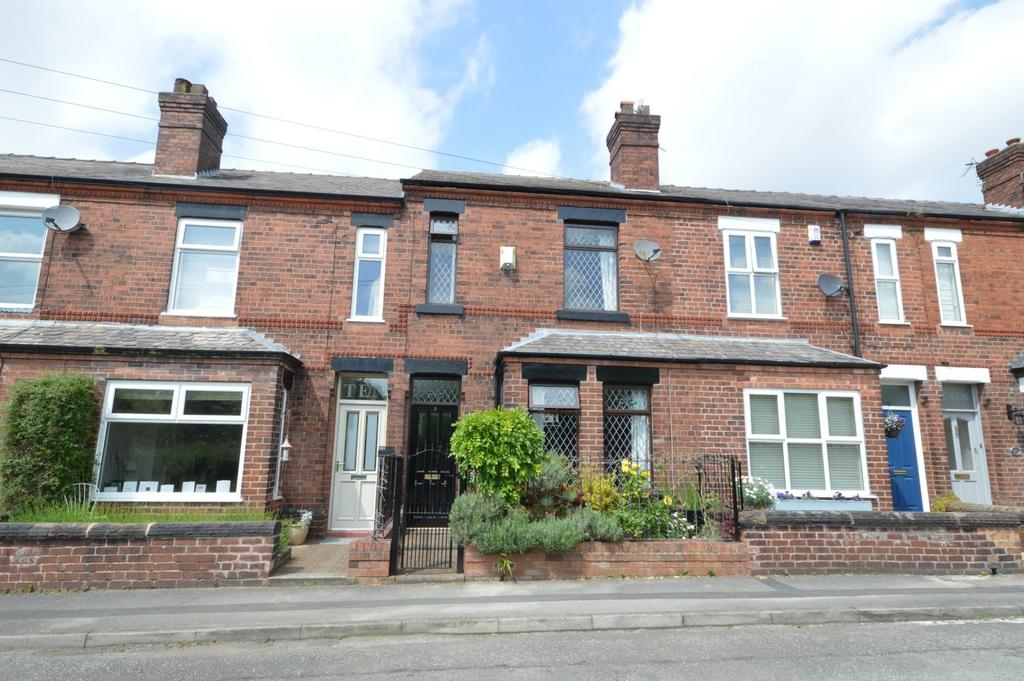 2 Bedrooms Terraced House for sale in Morley Road, Lower Walton, Warrington