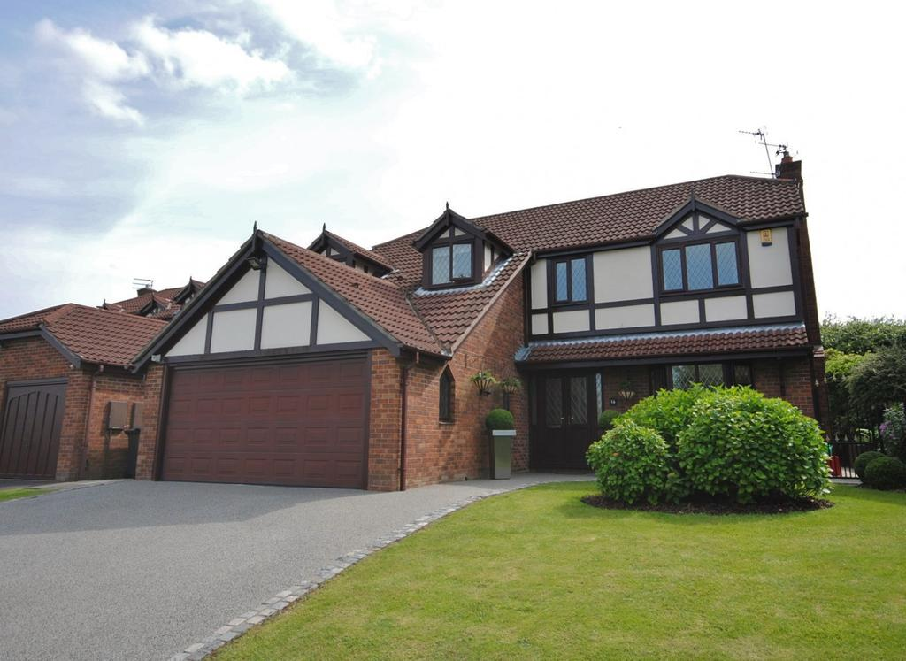 5 Bedrooms Detached House for sale in Barnside Way, Tytherington