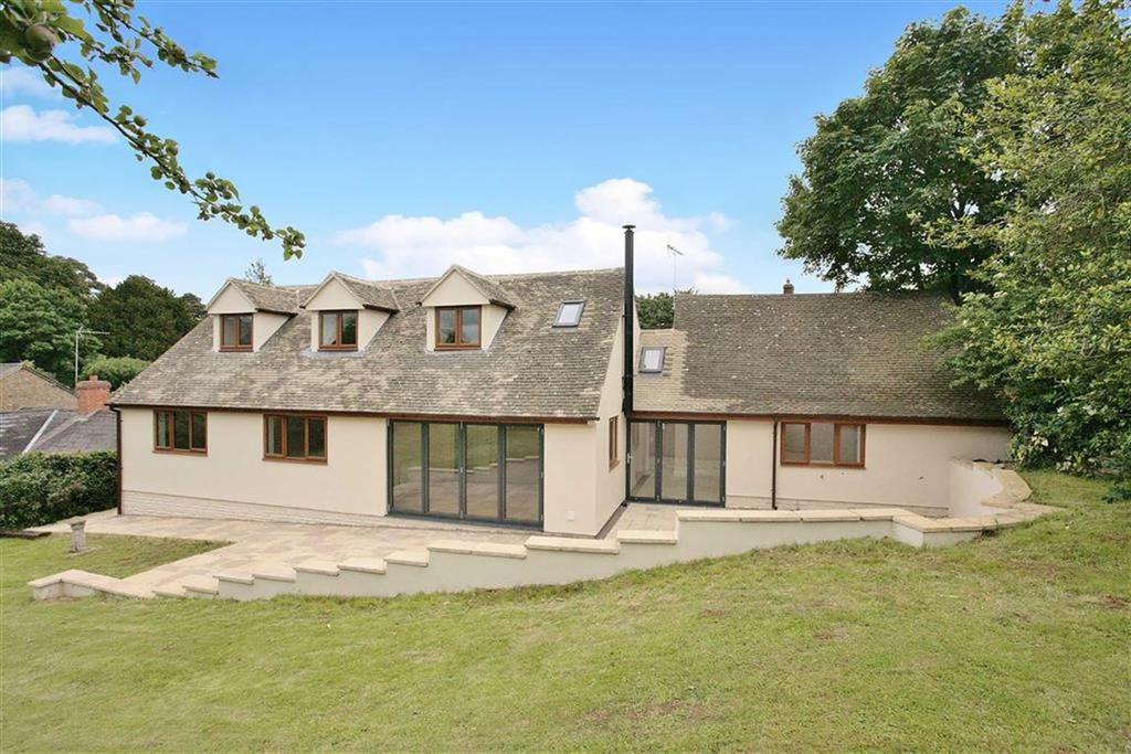 5 Bedrooms Detached Bungalow for sale in Shutford Road, Balscote, Oxfordshire, OX15