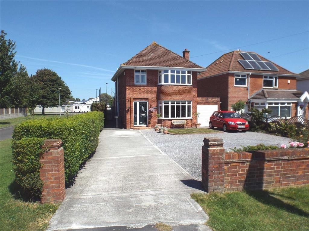 3 Bedrooms Detached House for sale in Burnham Road, Burnham-on-Sea