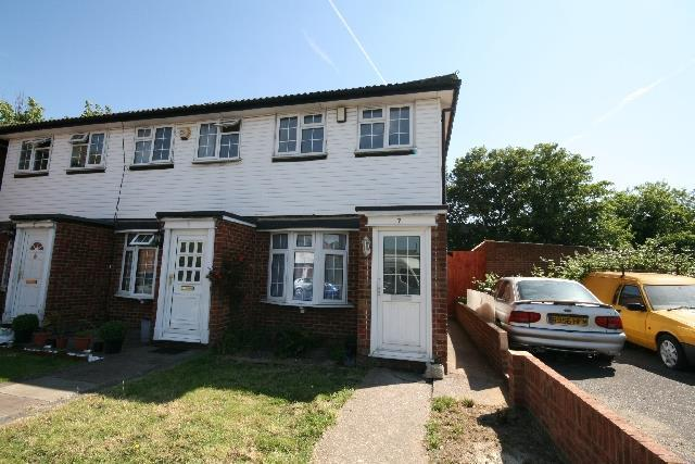 2 Bedrooms End Of Terrace House for sale in Woodhouse Close, Hayes