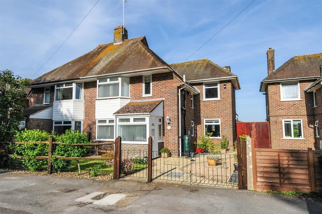 3 Bedrooms Semi Detached House for sale in Ford Road, Ford