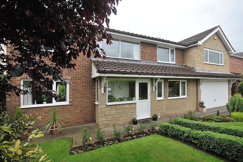 4 Bedrooms Detached House for sale in Thorngrove Road, Wilmslow