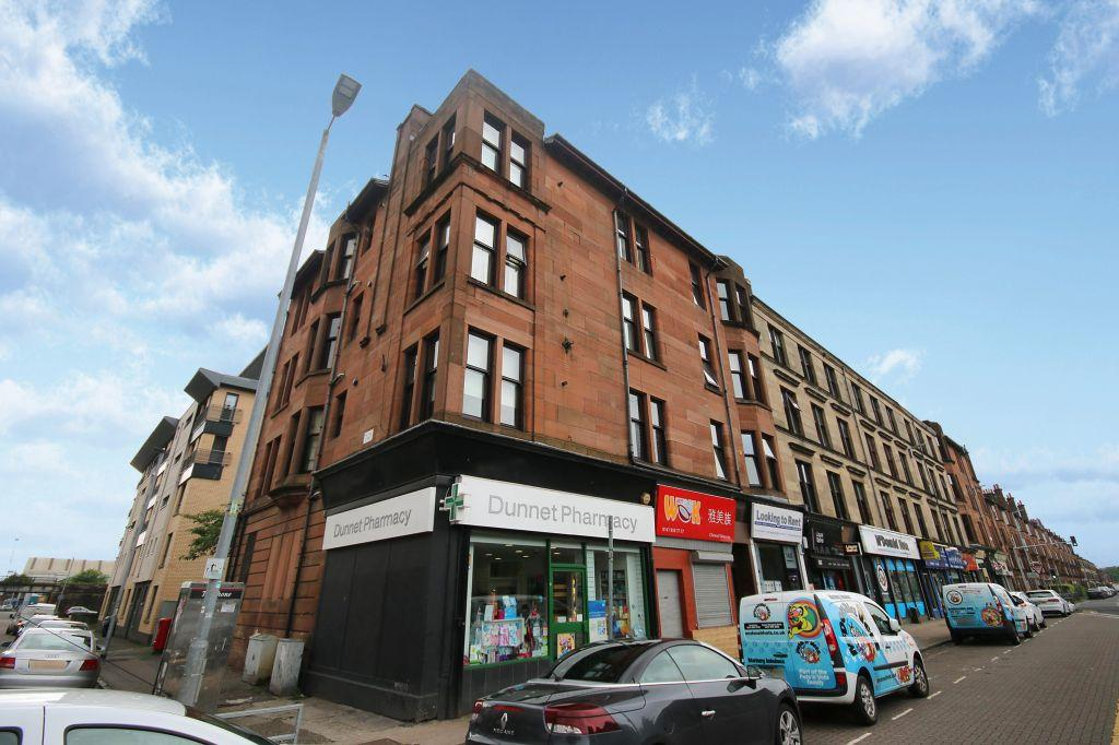 1 Bedroom Flat for sale in 2/3, 1403 Dumbarton Road, Scotstoun, Glasgow, G14 9XS